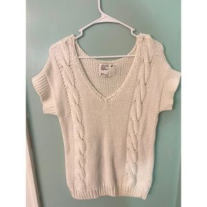 American Eagle Knit Short Sleeve Tunic